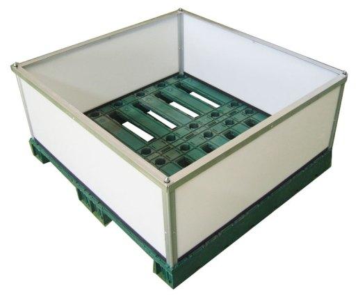 Packaging Logistics Platform