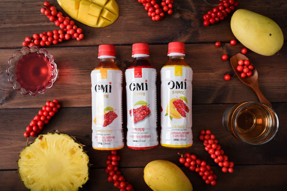Omija (Schisandra) Products
