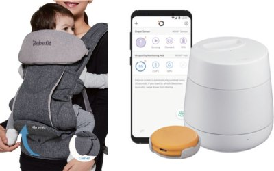 Smart Baby Monitor & Carrier