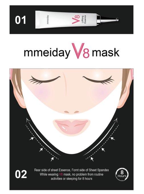 mmeiday V-mask