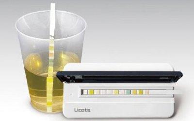 Personal Smart Urine Analyzer