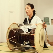 Jeung Hyun Choi - percussion