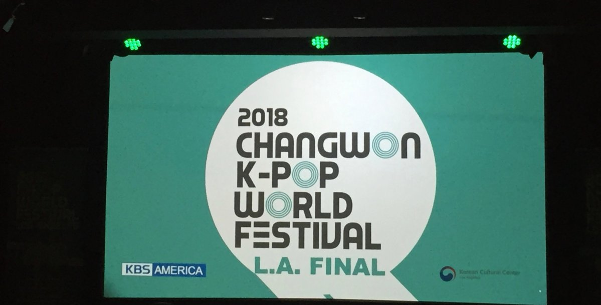 Kpop World Festival LA Finals, KCCLA