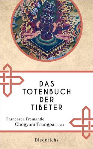 Das Totenbuch der Tibeter Book Cover