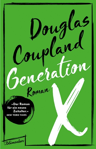 Generation X Book Cover