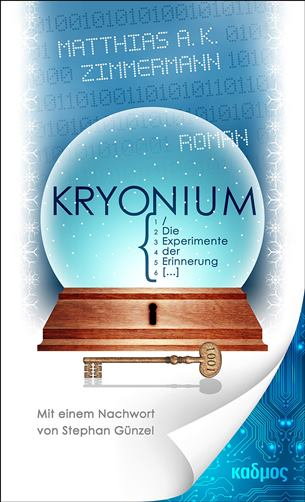 Kryonium. Die Experimente der Erinnerung Book Cover