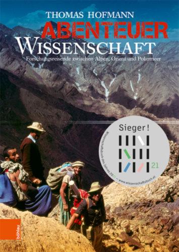 Abenteuer Wissenschaft - Forschungsreisende zwischen Alpen, Orient und Polarmeer Book Cover