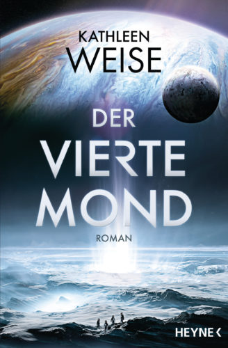 Der vierte Mond Book Cover