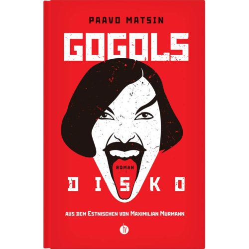 Gogols Disko Book Cover