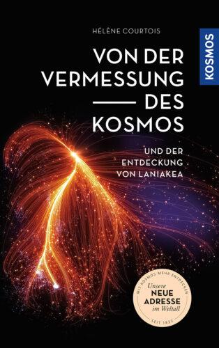 Von der Vermessung des Kosmos. Und der Entdeckung von Laniakea. Book Cover