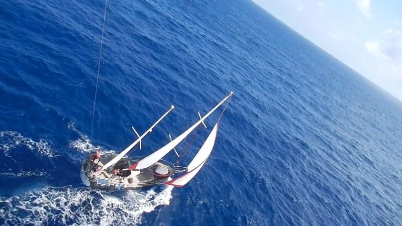 COUCHSAILING Segelyacht Libertalia