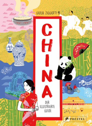 Cover China Der illustrierte Guide