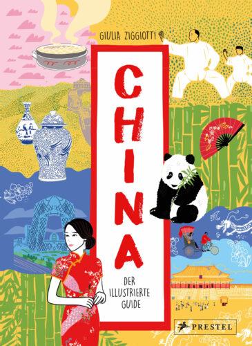 China. Der illustrierte Guide Book Cover