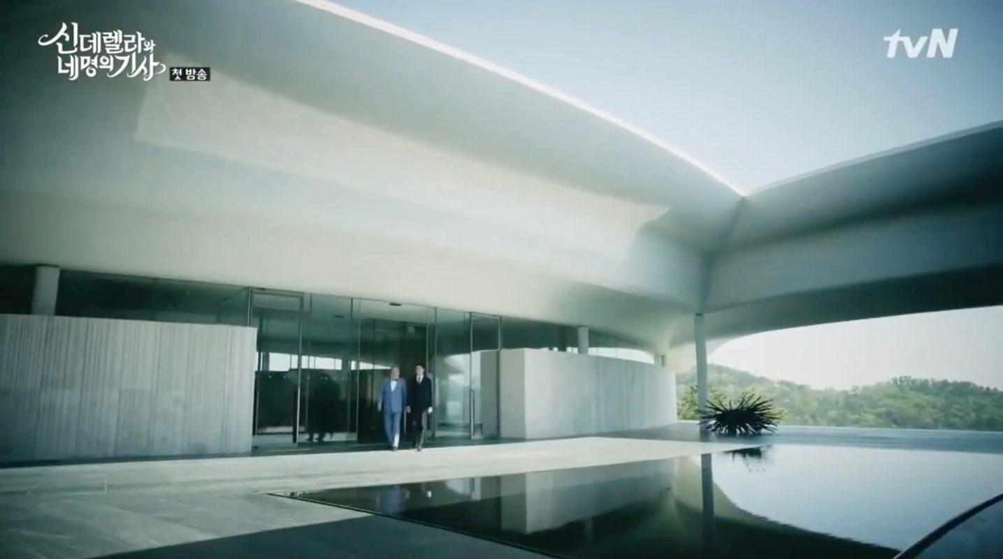 Southcape Club House Korean Dramaland