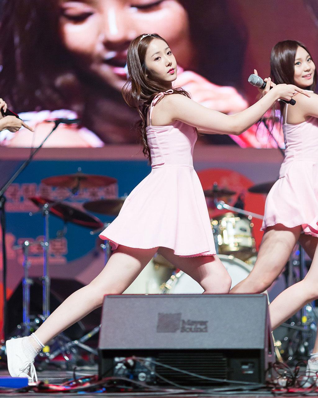 GFriend SinB KBS Radio public broadcast show