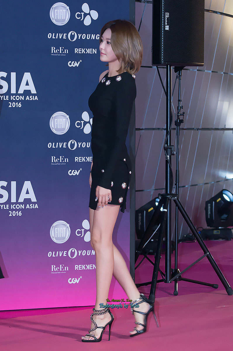Girls Generation Sooyoung Style Icon Asia 2016