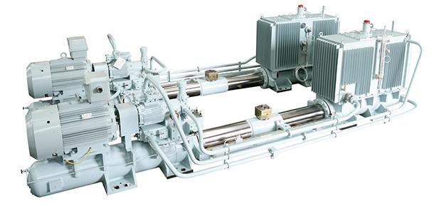 Hydraulic Steering Gear