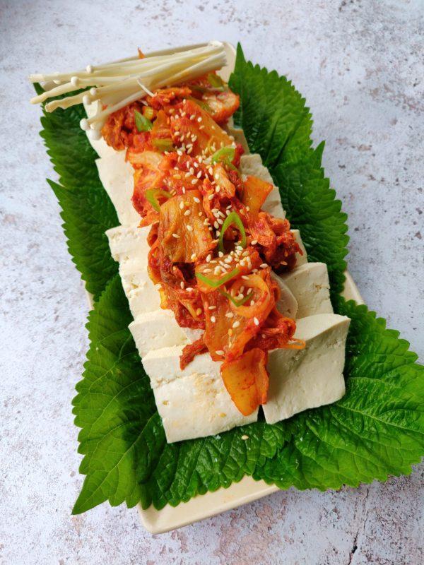The Korean Pantry Dubu Kimchi