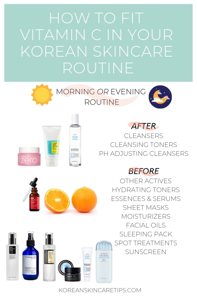 What To Look For In A Vitamin C Serum | Korean Skincare Tips