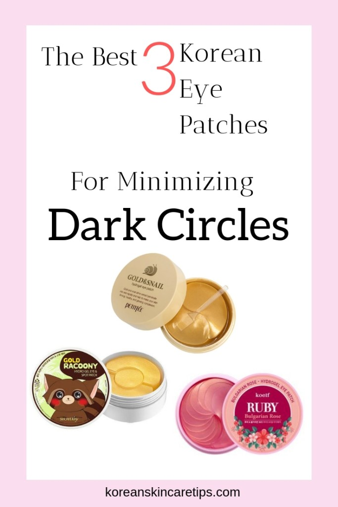 best korean hydrogel patches for dark circles under eyes skincare tips for dark circles how to get rid of dark circles secret key gold racoony hydrogel eye patches petitfee koelf eye patches gold and snail eye patches