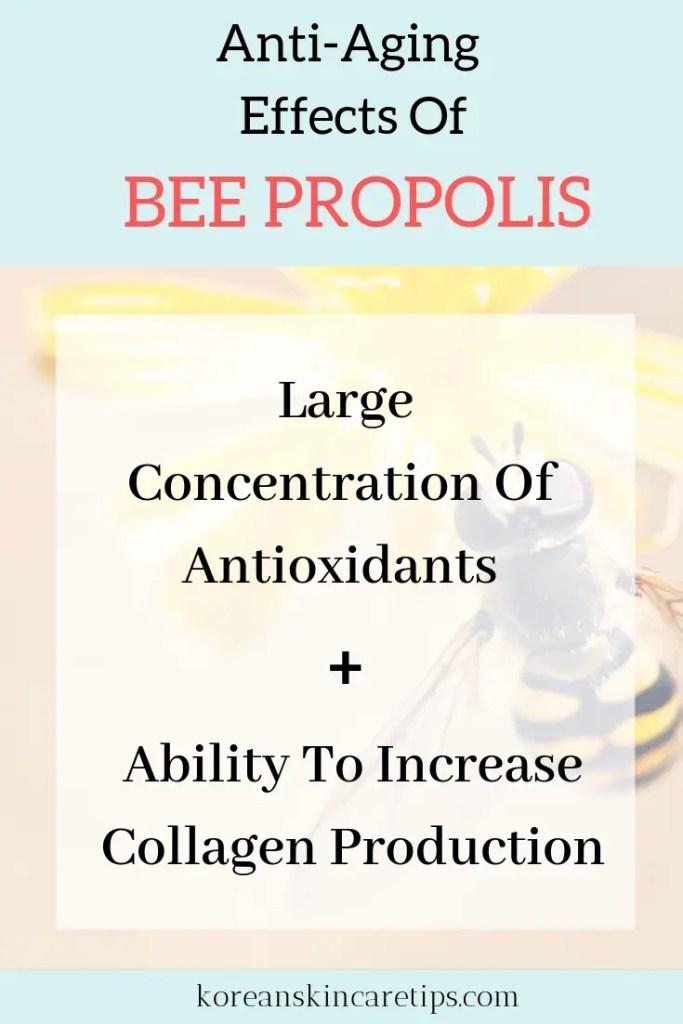 Powerful Benefits Of Propolis On Skin | Korean Skincare Tips