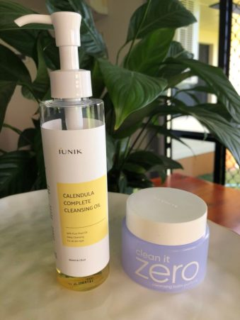 korean oil cleansers cleansing oils vs cleansing balms anti-pollution skincare
