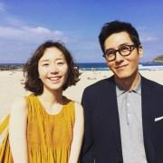 '홍상수 감독님 땡큐요~' 김주혁♥이유영 '두달째 열애중'