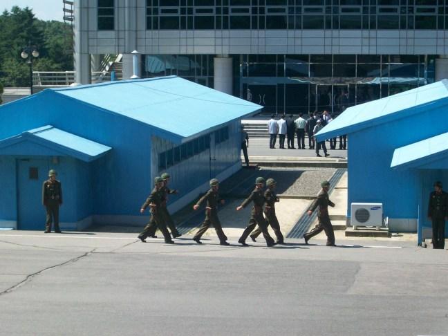 DMZ at JSA