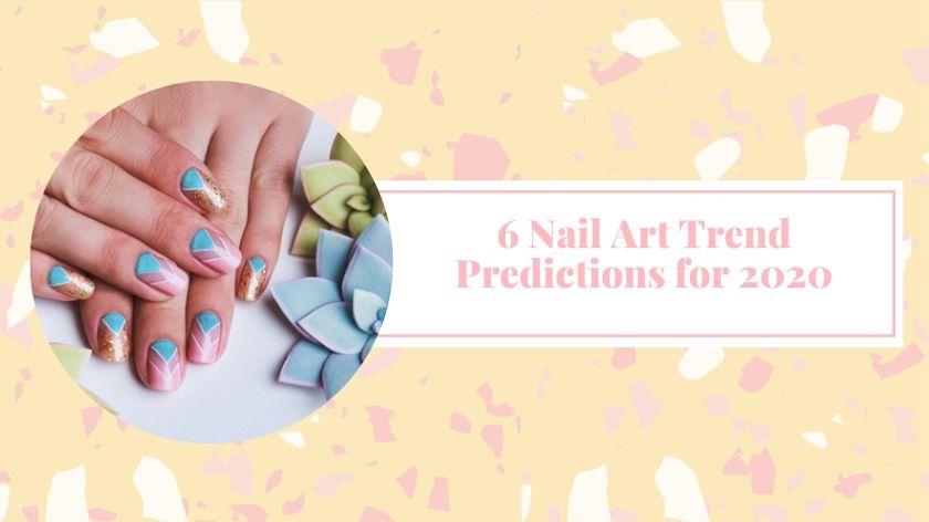 6 Nail Art Trend Predictions For 2020 According To Top Korean Nail
