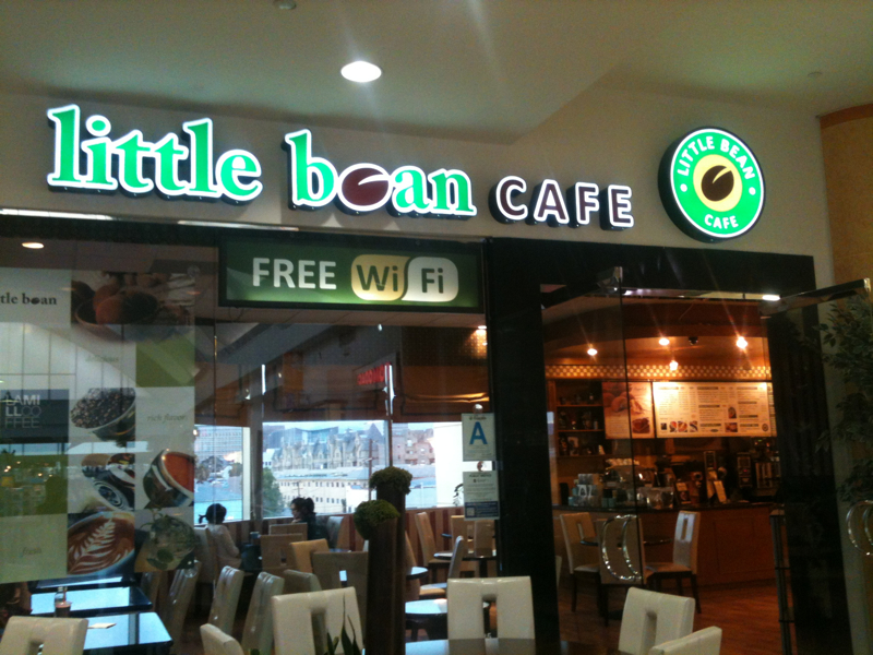 Little Bean Cafe