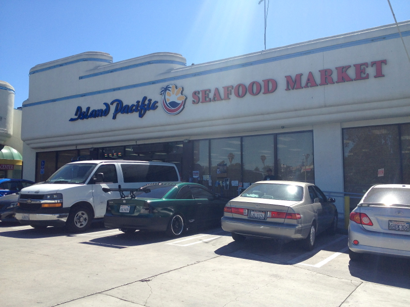 Island Pacific Seafood Market