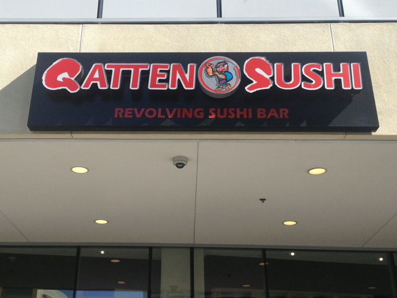 Gatten Sushi at Wilshire & Western