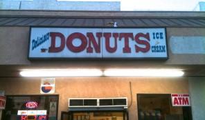 Delicious Donuts: Western & Pico