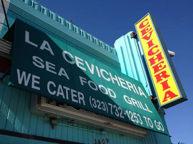 La Cevicheria on Pico