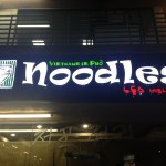Korean-Vietnamese Pho Noodles: 6th & Western