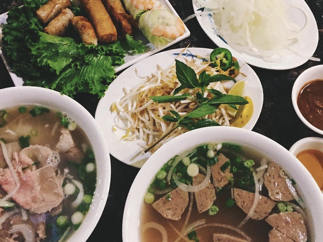 Vietnamese dishes