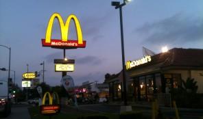 McDonald's on Western