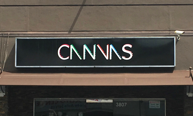 Canvas Store