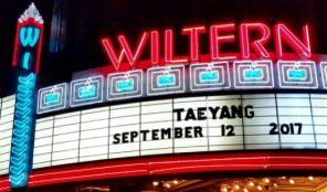 Taeyang White Night in LA