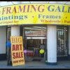 Art Framing Gallery on Western Avenue