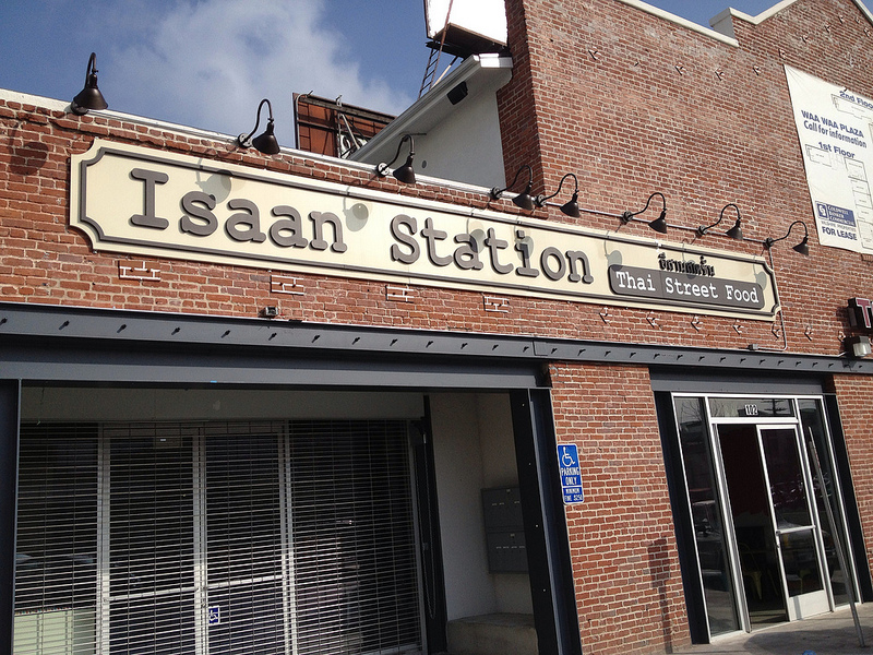 Isaan Station: Thai Street Food