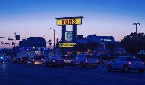 Vons in Ktown Los Angeles