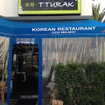 Tturak Restaurant in North Koreatown