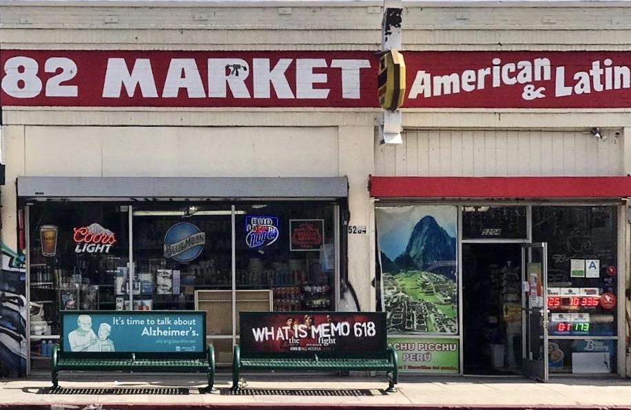 82 Market on Melrose Avenue