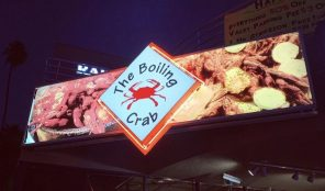 The Boiling Crab at the Brown Derby Plaza