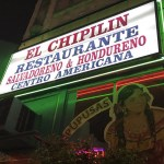 El Chipilin Restaurant on Beverly in North Koreatown