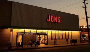 Jons on 8th Street
