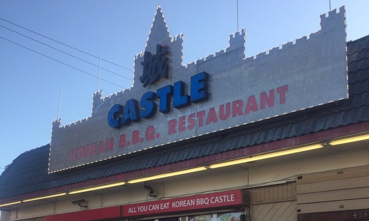 Castle All You Can Eat BBQ