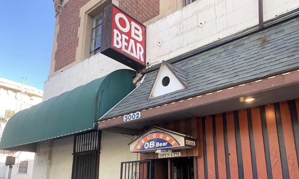 OB Bear in K-Town
