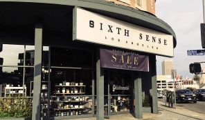 6ixth Sense Furniture Store in LA